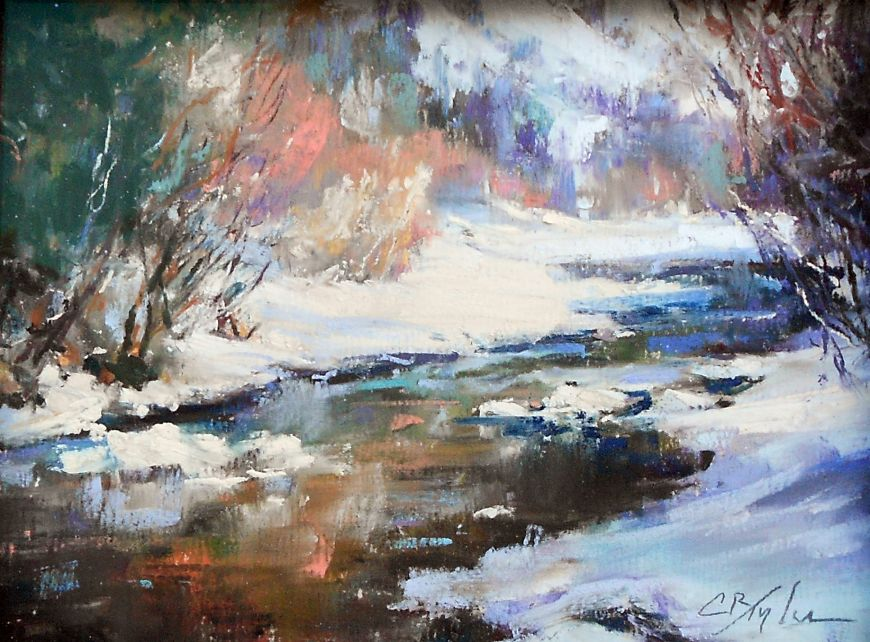 Winter River Series