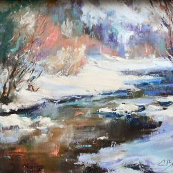 Winter River Series