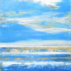 Vibrant Blue I