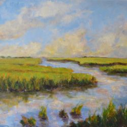 Trolling the Marsh