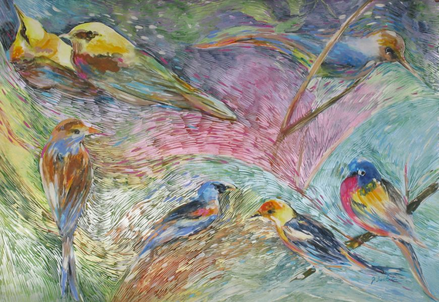 Memory of Songbirds