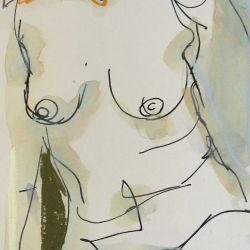 Nude Study II