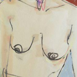 Nude Study IV