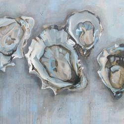 Oysters in Haze