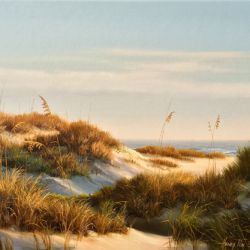 Morning Dunes II