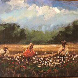 Gathering Cotton