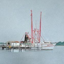 Sea Island Scene #5