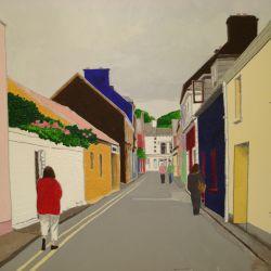 Street Scene- Ireland