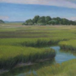 Marsh Near Amelia