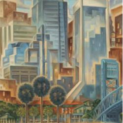 Jacksonville Skyline II