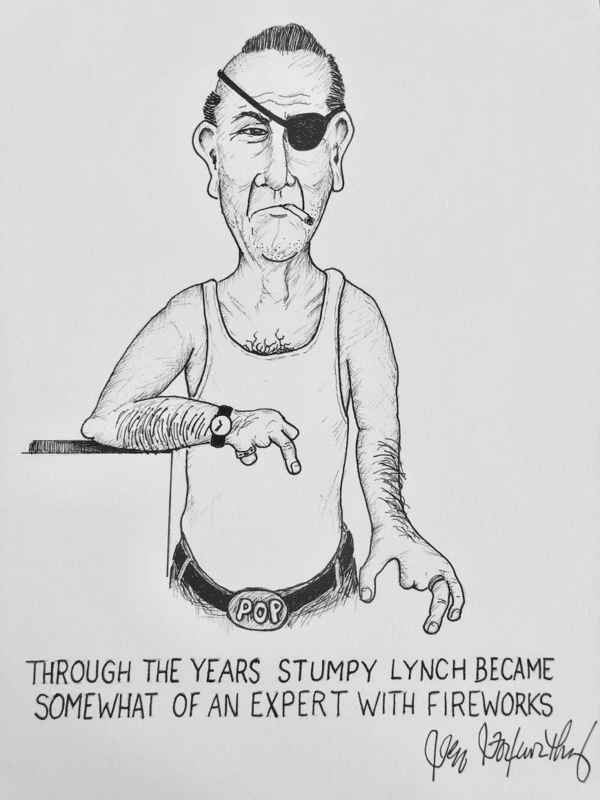 Stumpy Lynch