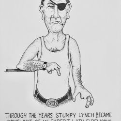 Stumpy Lynch