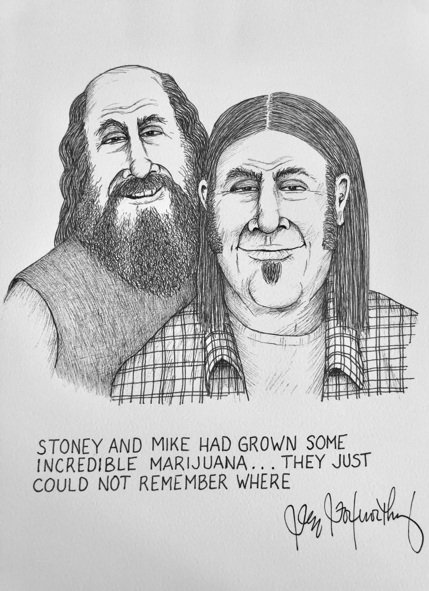 Stoney and Mike