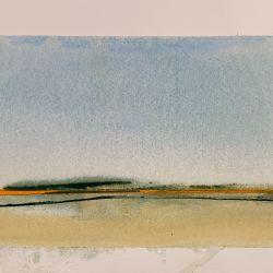 Blue Sky Horizon II