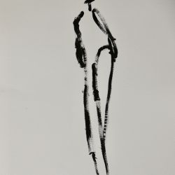 Figure in Black