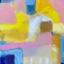Abstract Color Study I