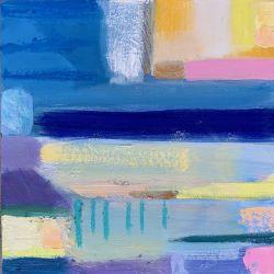 Abstract  Color Study III