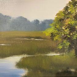 Calm Marsh