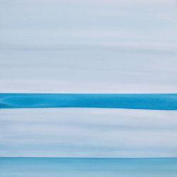 Blue Composition I