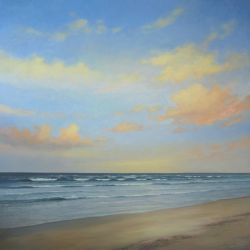 Beachside Dusk