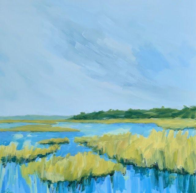 Sunlit Marsh