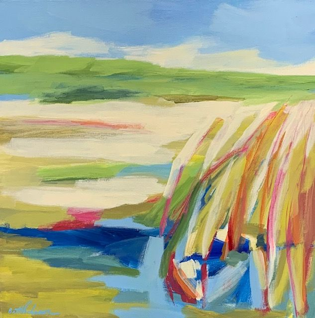 Marsh Grass IV