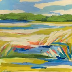 Marsh Grass II