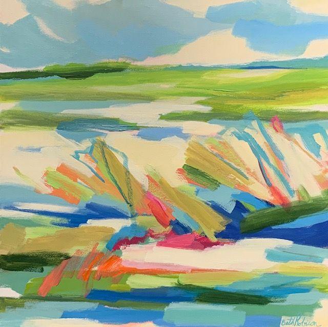 Marsh Grass I