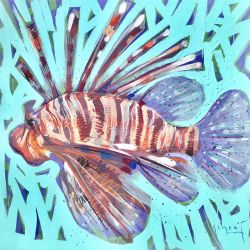 Lionfish no. 9