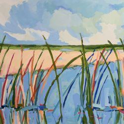Bright Marsh