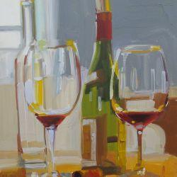 Wine in the Studio