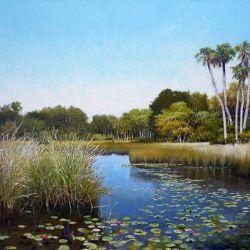 Palms on the Marsh