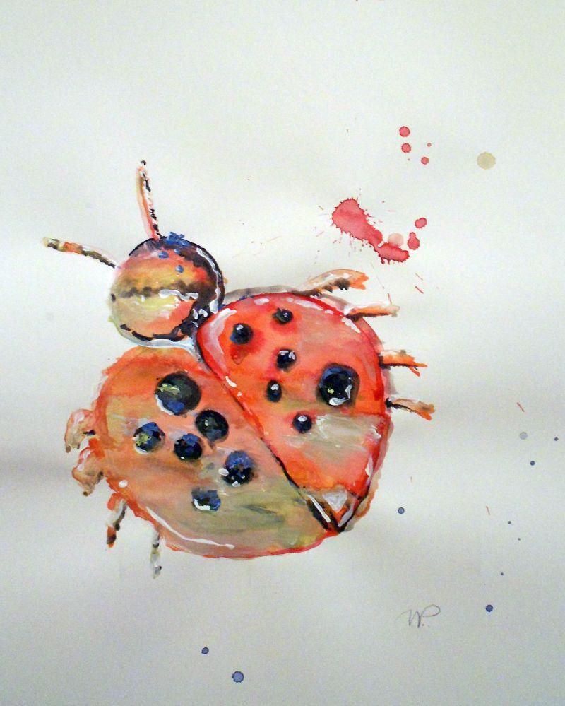 Ladybug11x14