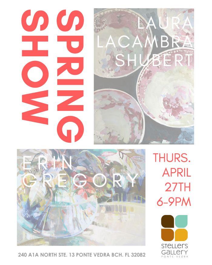 Spring Show: Laura Lacambra Shubert | Erin Gregory
